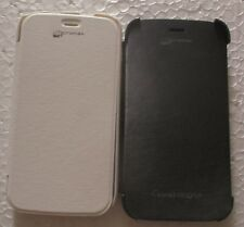 Micromax Canvas Magnus A 117 back Flip Cover Cases