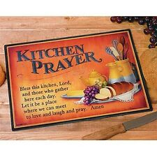 Cutting Board - Kitchen Prayer