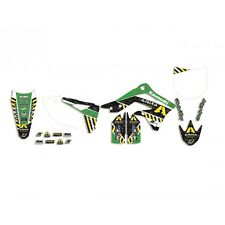 Kit Deco Blackbird Replica Arma Energy Kawasaki Kx125/250