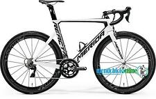 Bici corsa Carbonio MERIDA Reacto DA LTD aero 2017 bicicletta strada road bike