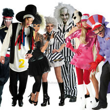 1980s Retro Fancy Dress Costumes Mens|Womens