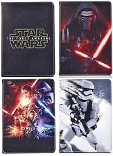 Star Wars PU Leather Case/Cover for Apple iPad Air 2 /  Folding Smart Flip Stand