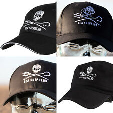 3 different styles of Sea Shepherd  Eco Baseball Cap to choose from. £20 each.