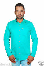 Branded Men's Polo 100% Cotton Imported Shirt (Light Green )