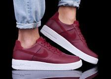 NIKE AIR FORCE 1 ULTRAFORCE LEATHER EXCLUSIVE TOP MODEL 845052-600
