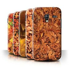 STUFF4 Phone Case/Back Cover for Samsung Galaxy Ace Plus/S7500 /Autumn Leaves