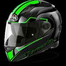 CASCO HELMET INTEGRALE AIROH 2017 MOVEMENT S FASTER GREEN GLOSS LUCIDO MOTO