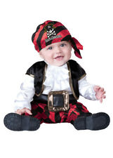 Baby Size Pirate Captain Stinker Costume