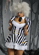 Adult Ladies Halloween Beetlejuice Costume