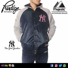 Giacca Bomber Majestic New York Yankees MLB Hooded Tg XS –S- M