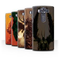 Official Chris Cold Case for LG V10/H900/H901/VS990 /Savage Creatures
