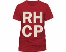 RED HOT CHILI PEPPERS - RHCP PILA - T-SHIRT UFFICIALE UOMO