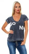 Local Celebrity Mujer T-Shirt Camiseta Camisa manga corta So Ny