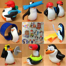 McDonalds Happy Meal Toy 2014 PENGUINS Of Madagascar Character - VARIOUS