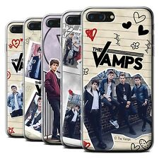 The Vamps Gel/TPU Case/Cover for Apple iPhone 7 Plus /The Vamps Doodle Book