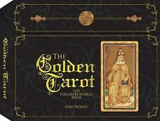 The Golden Tarot 'The Visconti-Sforza Deck Packard, Mary
