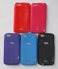 Xolo A 500s Lite Soft Silicon Mobile Back Cover Cases