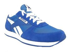 Boys Blue Reebok Royal CLJogger Realflex Scream Running Lace Up Trainers UK 1-6