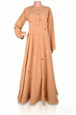 Ladies Abaya/ Jilbab/ Kaftan/ Dress - UK Size 12 - lengths 50,51,52,53,54,55,56