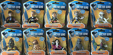 DOCTOR WHO TIME SQUAD FIGURE BLISTER PACKS - Choose from 10 different figures