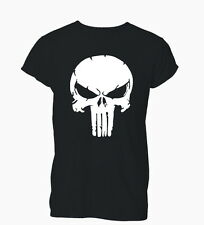 MMA GYM SKULL BODYBUILDING TRAINING WORKOUT Ladies Mens T-Shirt Tshirt Womens