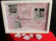 Personalised HQ Box Frame Print Mothers Day Mummy Aunt Grandma,Present,Gift,MD27