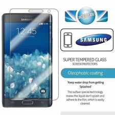 Premium Tempered Glass S/G Cover With Clean Cloth Compatible For Samsung Galaxy