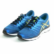 Asics Runningschuhe Gel GEL-Zaraca 4 Mosaic Blue / Flash Yellow / Onyx ** NEU **
