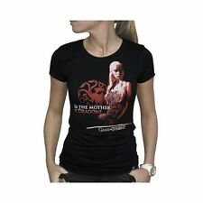 GAME OF THRONES TShirt Mother of Dragons Khaleesi Damen Women Daenerys Targaryen