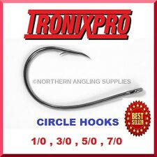 tronix pro circle hooks - ALL SIZES