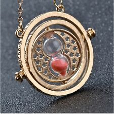 Collana Giratempo Time Turner Harry Potter Vari Colori