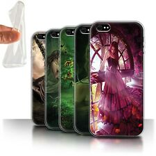 Official Elena Dudina Gel/TPU Case for Apple iPhone 6+/Plus 5.5 /One with Nature
