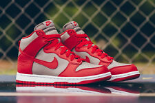 New Nike Women's Dunk Retro QS Hi Tops Trainers/leather/sneakers/premium quality