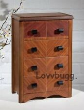 Chest of Drawers Dresser Cabinet for 18