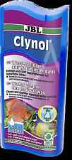 JBL CLYNOL 100,250,500ml Water conditioner for cleaning and clarifying