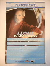 ▓ PLAN MEDIA ▓ J.J. CALE : TO TULSA AND BACK