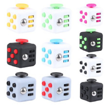 Adult Kids Stress Anxiety Relief Fidget Cube Decompression UK Stock