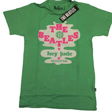THE BEATLES - HEY JUDE - OFFICIAL MENS T SHIRT