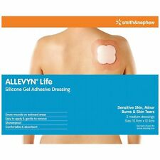ツ BEST PRICE! SMITH & NEPHEW ALLEVYN LIFE MEDIUM 12.9CM X 12.9CM CHOOSE QUANTITY