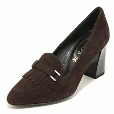 31143 decollete TOD 'S brown  scarpa donna shoes women marrone