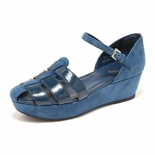 sandalo TODS zeppa scarpa donna shoes women 42833 TOD'S