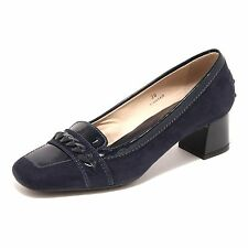 42933 decollete blu TOD'S scarpa donna shoes women