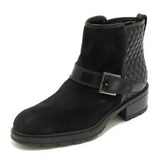 4810G stivale donna nero HOGAN tronchetto basso scarpa boots shoes women
