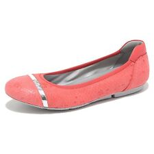 9726M ballerina HOGAN scarpe donna shoes woman corallo