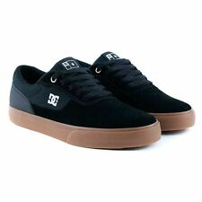DC Footwear Switch S Black Black Gum Skate Shoes New BNIB Free Delivery