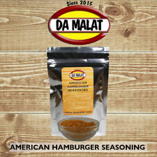 American Hamburger Seasoning. barbecue spices Beef Burger seasoning Burger spice
