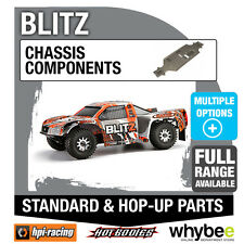 HPI BLITZ CHASSIS & COMPONENTS Genuine HPi Racing R/C Standard & Hop-Up Parts!