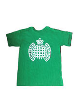 MINISTRY OF SOUND - Classic Logo (Vert) - T-Shirt Officiel Homme