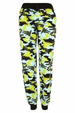 Freizeithose Sporthose Lang Camouflage Tarn Muster Mehrfarbig