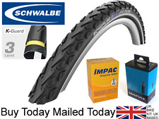 SCHWALBE RAPID ROB 700 x 35c 35-622 Anti Puncture Cyclo Cross Gravel Bike Tyre